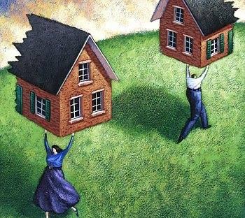 casa a medias